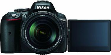Nikon D5300 DSLR (With AF-S DX 18-140 Mm VR Lens)
