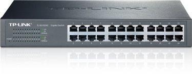 TP-LINK TL-SG1024D 24-Port Gigabit Desktop Switch