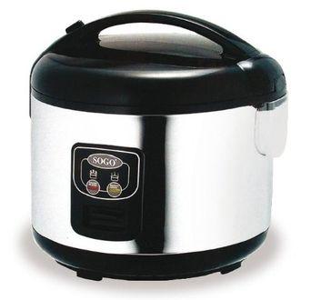 Sogo SS-10085 1.8L Rice Cooker