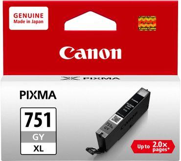 Canon CLI   751 XL Gray Ink Cartridge